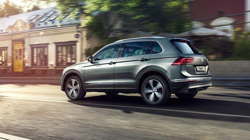 Ремонт и обслуживание автомобиля Volkswagen Tiguan